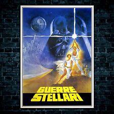 Poster Guerre Stellari - Star Wars - 70x100 CM