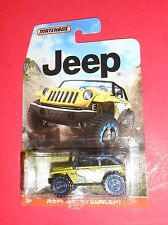MATCHBOX JEEP WILLYS CONCEPT 2014 SHIPS FREE