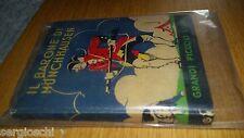 IL BARONE DI MUNCHHAUSEN - GRANDI PICCOLI LIBRI # 63 - SALANI- 1948 -  SL43