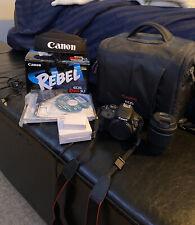 canon eos rebel sl1 body, Lens + Extras! MINT CONDITION