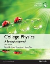 College Physics: A Strategic Approach by Stuart Field, Brian Jones, Randall D. Knight (Paperback, 2014)