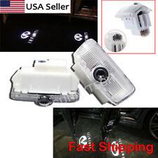 2x LED Logo Laser Ghost Shadow Door Projector Light For Infiniti G25 G27 G35 G37