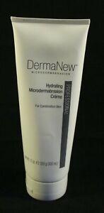DERMANEW ™  Hydrating Microdermabrasion Crème Net  Wt 12 oz 350g 300ml NEW
