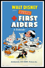 First Aiders FRIDGE MAGNET 3.5x5 Walt Disney Movies Poster Canvas Print