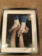 "Original Photograph Print Hold me (I'm Falling) @HeardinLondon 20"" x 16"""