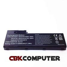 6Cell 4400mAh Battery Fits Toshiba Satellite P100 P105 PA3479U-1BRS PA3480U-1BAS
