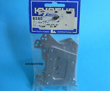 Kyosho BS-80 USA-1 Nitro Crusher Shock Stay / Towers Front & Rear Vintage RC