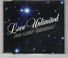 (HJ264) Fun Lovin' Criminals, Love Unlimited - 1998 DJ CD