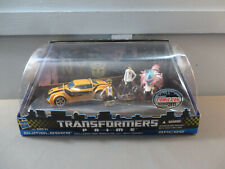 Transformers Prime BUMBLEBEE ARCEE FIRST EDITION 2011 NEW YORK COMIC CON MISB