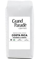 New listing 5 lbs Costa Rican Fresh Medium Roasted Coffee Beans, Gourmet La Minita Estate