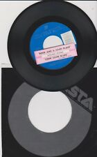 THE ROLLING STONES US WITH INSERT ROCK and A HARD PLACE/COOK COOK BLUES