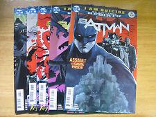 DC Comics Rebirth Batman 21 Michael Janin Cover Bagged and Boarded The Button