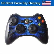 Sticker for Xbox 360 Controller Cover X360 Remote Skin Sticker PC Game Pad Blue