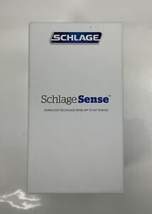 SCHLAGE SENSE Smart Wifi Deadbolt (READ)