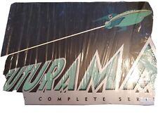 Futurama: The Complete Series (DVD, 2013, 27-Disc Set) original box