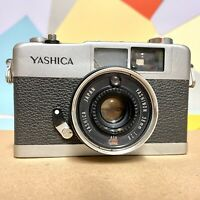 CLA'D Yashica 35 ME with Yashinon - DX f2.8 38mm Lens Lomo! Retro Working