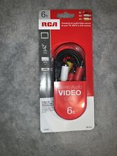 NEW-SEALED Lot of 24 RCA VH3HHR 3ft HDMI Cable HDTV Gaming Satelite Compatible