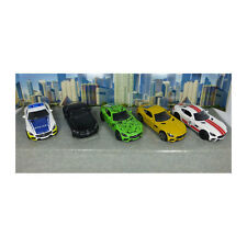 Majorette 212053163 MERCEDES AMG GT Set 5 Vehicles Model Cars Approx. 1 64