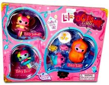 Lalaloopsy Mini Lala-Oopsies Littles Fairy Fern Fairy Tulip Fairy Daffodil Vol 1