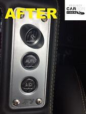 Customized reverse buttons for Ferrari  F430 R  AUTO LC carbon fiber material