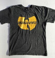 Wu Tang Men T shirt Vintage Inspired