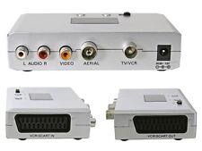 MODULATEUR CONVERTISSEUR TRANSMETTEUR VIDEO UHF RF - TV TELE TELEVISION ANTENNE