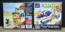 CORRI CON DASTARDLY E MUTTLEY WACKY RACES - PS1 - PlayStation 1 - PAL - Italiano