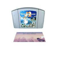 Wonder Project J2 | JAPANESE VERSION | Nintendo 64 | BULK | US SELLER☆FAST SHIP