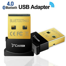 Bluetooth 4.0 USB  CSR4.0 Dongle Adapter for PC LAPTOP WIN 10,8.1/8,7,Vista, XP