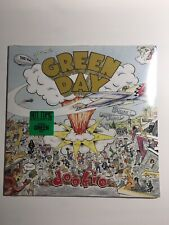 GREEN DAY Dookie LP GREEN VINYL hot topic RARE LIMITED EDITION punk SEALED OOP