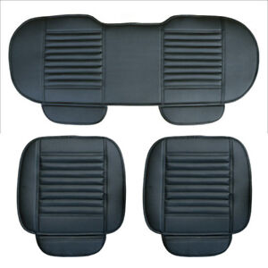 1 Set Breathable Car Seat Cover Cushion Protector Driver Mat Pads Front + Rear