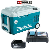 Makita DCW180 18V LXT Cooler & Warmer Box With 1 x 4.0Ah Battery & Charger