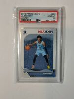 2019-20 RC Rookie Hoops Winter #259 Ja Morant PSA 10 GEM MINT