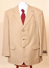 Giorgio Cosani Le Collezioni Tan Suit Coat Jacket 46 L