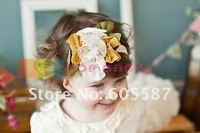 Baby kids Girls Toddlers Infant Newborn Cotton headband hair band hair accesory