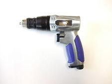 "Pro.Series, 3/8"" Key chuck Air drill, Forward/Reverse,Taiwan made,air tool,power"