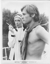 DORIAN GRAY original 1970 publicity still photo HELMUT BERGER/MARGARET LEE