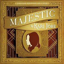 Majestic [CD/DVD] * by Kari Jobe (CD, Mar-2014, 2 Discs, Integrity Music)