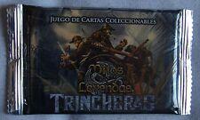 Chile Salo Trading Card Mitos y Leyendas Trincheras pack new