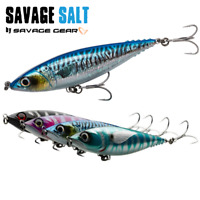 Predators Details about  /Savage Gear 3D Fat Minnow T-Tail 13cm Pike Fishing Soft Bait 20g