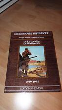 HEIMDAL Dictionnaire Historique de la Luftwaffe & la Waffen SS 1939 1945 !