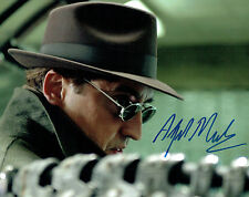 Alfred MOLINA SIGNED Autograph Photo AFTAL COA Spiderman Dr Doctor Octopus