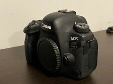 Canon EOS 6D Mark II Digital SLR Camera Body Only with Battery (Good Condition)