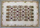 Rug carpet antique European Europe French France 1950