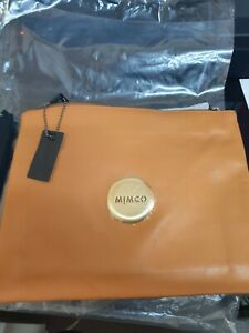BNWT - MIMCO LARGE HONEY POUCH DEFECT - EXPRESS