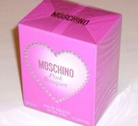 MOSCHINO PINK BOUQUET Eau de Toilette natural spray 50 ml NEU OVP in Folie EdT