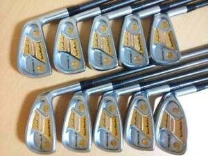 HONMA Twin Marks PROTUNE N #3-11,Sw 10pc Iron Set 2Stars