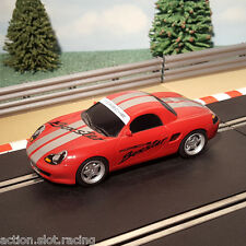 Scalextric 1:32 Digital Car - Red Porsche Boxster
