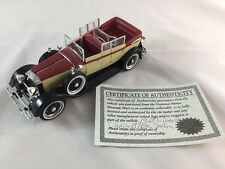 1928 Lincoln L Dietrich Convertible Sedan