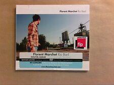RARE COFFRET CD + DVD / FLORENT MARCHET / RIO BARIL / EDITION LIMITEE / NEUF